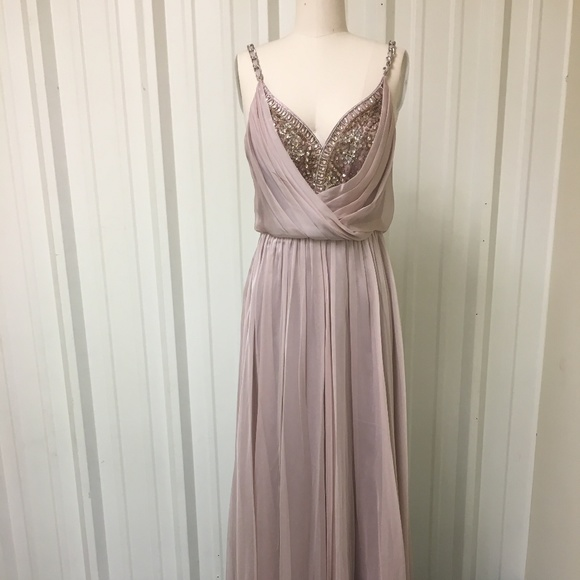 Dresses 1920s Great Gatsby Inspired Prom Dress In Blush Poshmark